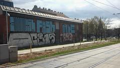 Full (.voyageur.) Tags: vienna wien graffiti austria sterreich exil able ias ocb 0815 fesch fsh