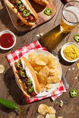 Homemade Seattle Style Hot Dog (brent.hofacker) Tags: seattle red food dog hot yellow cheese dinner tomato bread lunch pepper hotdog junk beef traditional fastfood cream sausage fast tasty sandwich fresh meat onions delicious pork eat wiener american barbecue snack meal fatty junkfood mustard hotdogs creamcheese grilled bun unhealthy jalepeno frankfurter carmelized seattlestyle seattlehotdog seattlestylehotdog seattlehotdogs