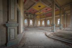 (sanuhi67) Tags: abandoned hall decay exploring demolished urbex lostplace