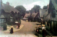 Shanklin, Isle of Wight (handrejka) Tags: postcard isleofwight edwardian shanklin oldpostcard