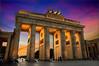 Brandenburger Tor (Urbano Suárez) Tags: berlin alemania monumentos nocturnas arcos columnas arquitecturas brandeburgo