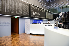 Brse Frankfurt DAX Anzeigetafel (schulzthomas874) Tags: germany deutschland frankfurt stock german index exchange dax brse deutscher aktien