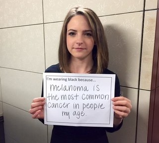 Melanoma Monday awareness