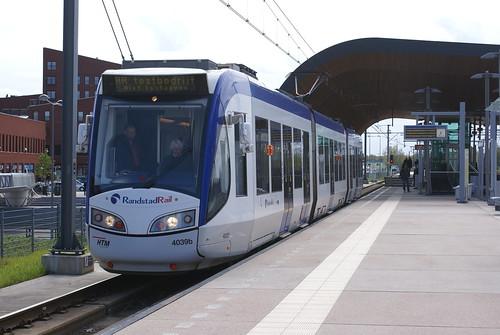 2010-05-11, Den Haag, Station Leidschenveen