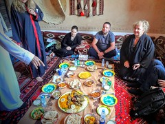 A variety of Traditional Saudi Cuisine (act.marketing) Tags: heritage history tourism model dubai hungary desert outdoor soccer culture historic unesco arabic safari arab saudi hotels dates riyadh hospitality mosques hungarian      diriyah