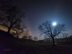Moonlit Malhamdale (pete_collins) Tags: moon skies yorkshire moonlit orion scar starry dales malham gordale