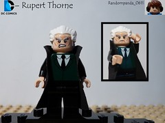 Rupert Thorne (Random_Panda) Tags: comics book dc comic lego fig character books super hero figure superhero characters heroes minifig minifigs superheroes figures figs minifigure minifigures