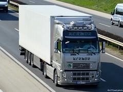 Volvo FH13 500 Globetrotter XL Kermor (H) (LiTTLeeG.) Tags: volvo 500 xl globetrotter fh13 kermor