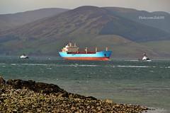 Maersk Rapier (Zak355) Tags: scotland riverclyde boat ship scottish vessel shipping tugs tanker bute rothesay isleofbute maerskrapier