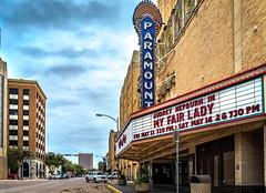 Paramount Abilene (Sky Noir) Tags: movie downtown texas theatre abilene paramount therater