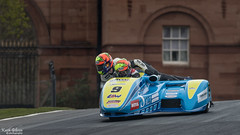 Chris Walker, BSB Side Car (wiganworryer) Tags: park chris 2 car bike tarmac sport race corner canon lens photography is photo outfit track image zoom action outdoor gates mark side picture entrance bikes keith super racing lodge walker ii 200 7d stalker motorcycle vehicle l series british motor pan 28 exit panning gibson 70 circuit motorbikes mk sidecar motorsport bsb superbikes 2016 oulton wiganworryer
