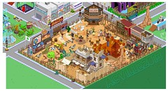 Wild West p1 (AC1977b) Tags: horses simpsons wildwest tsto