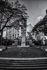 Obelisco do Piques (marcus_lahr) Tags: brazil br sopaulo centro memory past obelisco passado histria memria fotojornada