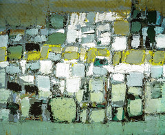 Nicolas de Stael - Fugue, 1952 at The Phillips Collection Washington DC (mbell1975) Tags: museum painting de us dc washington districtofcolumbia gallery museu unitedstates phillips fine arts muse musee collection nicolas museo muzeum 1952 finearts the beaux beauxarts mze gallerie musum fugue stael