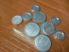 Armenin Coins (Luma) (hrant.arakelyan) Tags: coins armenia luma