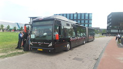 South West Tours 76 VanHool NewAG300 ([Publicer Transport] Ricardo Diepgrond) Tags: west bus south lowlands tours lelystad 76 swt pendel vanhool bussen newag300 hanzeborg