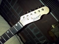 Cozart Tele 1cos 1000 (Lox Pix) Tags: lox loxpix guitar collection bass mandolin fender gibson yamaha ibanez rickenbacker vintage beatle violin shape kent sleekline bowhunter trump squier stratocaster telecaster hofner loxwerx l0xpix