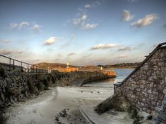 Douglas Quay, Braye, Alderney (neilalderney123) Tags: beach water sand olympus quay douglas alderney braye 2015neilhoward