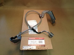 """2014 Ford F550 Custom Stainless Brake Hose • <a style=""""font-size:0.8em;"""" href=""""http://www.flickr.com/photos/85110620@N03/23894258873/"""" target=""""_blank"""">View on Flickr</a>"""