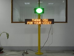 Thank-You-Vms-Sign (photonpl) Tags: sign price speed turn work message display you go right led thank arrow noentry variable