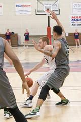 DAVE6012 (David J. Thomas) Tags: men sports basketball athletics arkansas owls scots batesville williamwoodsuniversity lyoncollege