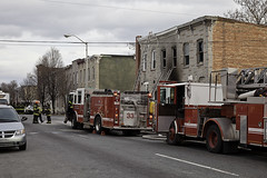 eastbaltimore_2303eastmadisonstreet_010116_fatalarson00003 (Patty Boh) Tags: city fire death cops police maryland charm baltimore east arson