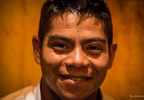 2015 - MEXICO - Morelia - Luis - The Waiter