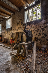 Tin Snips (leroysfotos) Tags: mill abandoned lost mhle lp urbex getreide lostplaces lostplace
