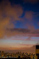 Alinhamento (Conrado Tramontini) Tags: city cidade moon night venus mercury lua noite planets mooca planetas mercurio