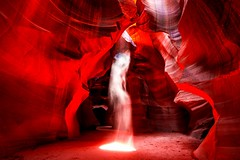Goddess Looking to Heaven Wearing Crown of Flames!  Nikon D810 _ 14-24mm F2.8 Nikkor Zoom Slot Canyons Antelope Canyon Ghosts! (45SURF Hero's Odyssey Mythology Landscapes & Godde) Tags: light art beautiful beauty photography nikon gorgeous fineart fine canyon upper antelope ghosts slot elliot canyons beams fineartphotography mcgucken 45surf elliotmcgucken elliotmcguckenfineart d810d810antelope canyonsslot canyonsghostslot ghostsantelope ghosts1424mm1424