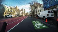 reverse commuting (flrent) Tags: sf california bike san francisco commute singlespeed commuting fixie velo 6ku 6sku