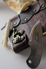 Some bushcraft items (J*A*L) Tags: leather closeup carving handcrafted bone jpeg arrowhead woodenspoon primitive bushcraft leatherjournal neckknife nikkor55mmf35 nikond3 spooncarving primitivecrafts jacklore jacklorewisp bonearrowhead