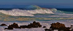 February4image1738 (Michael T. Morales) Tags: waves prism pacificgrove ptpinos prismwaves waveprism