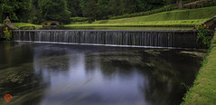 Studley Royal Water Garden (Fred255 Photography) Tags: uk longexposure england gardens canon landscapes waterfall worldheritagesite fountainsabbey 18thcentury northyorkshire haida waterscapes llens greatphotographers williamburges landscapedgarden nd1000 victorianchurch jacobeanmansion studleyroyalpark canoneos1dsmarkiii leeholder ef1635mmf4lisusm ©fred255photography2016 largestcistercianruinsineurope