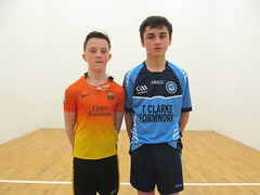 Boys Under 15 Final players
