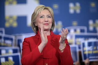 Hillary Clinton, From FlickrPhotos
