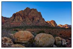 Red Rock (msankar4) Tags: rock sandstone hill redrock rockclimbing sandstones blm landmanagement nynevada