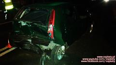 2014.02.24 - Wypadek