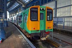 313210 (40011 MAURETANIA) Tags: train brighton transport southern emu britishrail unit 442 387 313 377 govia overallroof