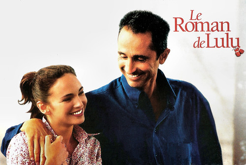 Thierry Lhermitte and Claire Keim in Le Roman de Lulu (2001)