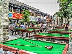 Jianshui, Yunnan (China) / pool open air (Bruno Zaffoni) Tags: china  yunnan cina  jianshui
