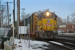 Local Traffic (benkuhns) Tags: railroad train utah saltlakecity locomotive