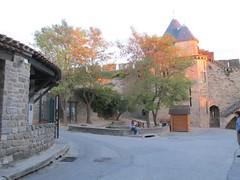 2010 09 08 Francia - Linguadoca Rossiglione - Carcassonne_0814 (Kapo Konga) Tags: francia carcassonne ferie languedocroussillon 2star citta cittamedievale