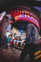 [2012] 084 New York (- Lee.) Tags: life street new york city nyc trip travel cidade portrait people sun ny film look arquitetura by architecture night photoshop vintage dark walking lights daylight energy colorful nightlights fuji photographer nightout spirit manhattan grain lofi streetphotography sunny august retro fisheye korean fujifilm streetphoto nightlife rua passing filme 15mm feelings 2012 highiso vibe chillout passingby 2015 filmlook x100 superwide photographer korean vsco positivefeeling x100t c400h1
