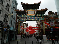 China Town (Roy Richard Llowarch) Tags: china street decorations food streets color colour london festival asian colorful chinatown outdoor chinesefood soho chinese festivals culture chinesenewyear newyear lanterns lantern colourful oriental orient westend chineselanterns centrallondon chineselantern chineseculture londonengland ldn thewestend soholondon londonmarkets