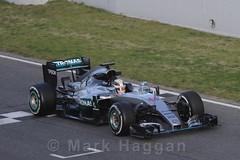 Lewis Hamilton in his Mercedes during Formula One Winter Testing 2016 (MarkHaggan) Tags: barcelona mercedes hamilton lewis f1 testing formulaone formula1 motorracing motorsport w07 2016 circuitdecatalunya mercedesamg f1testing lewishamilton wintertesting mercedesf1 mercedesamgf1 formulaonewintertesting mercedesf1w07 22feb16 formulaonewintertesting2016