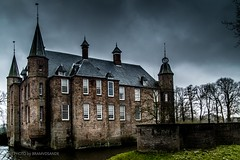 Castle Slot Zuylen, Oud Zuilen, the Netherlands