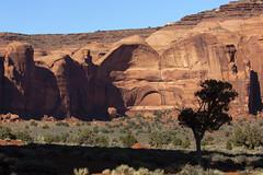 Alcove, Monument Valley (Jeff Mitton) Tags: sandstone monumentvalley coloradoplateau navajonation redrockcountry wondersofnature earthnaturelife