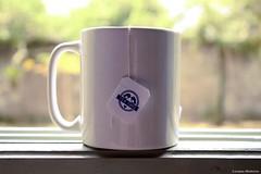Tea. (lucianaparalu) Tags: time tea caneca ch oetker