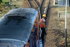 CC 201 89 17 KPT feat Juru Langsir (Muhamad Adlil) Tags: railways api kereta tanjung karang lokomotif keretaapi